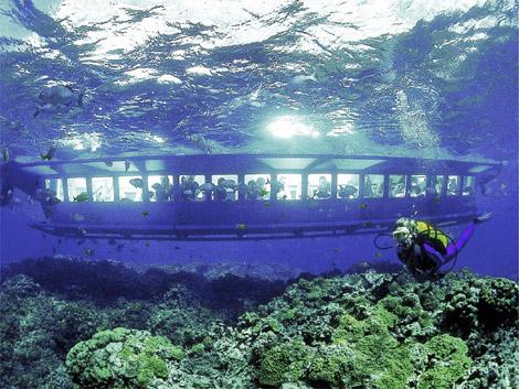 Ride an Atlantis Submarine