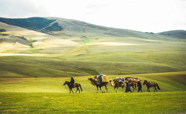 Ride the Mongolian Plains
