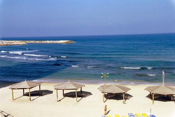 Hilton Beach Tel Aviv Israel
