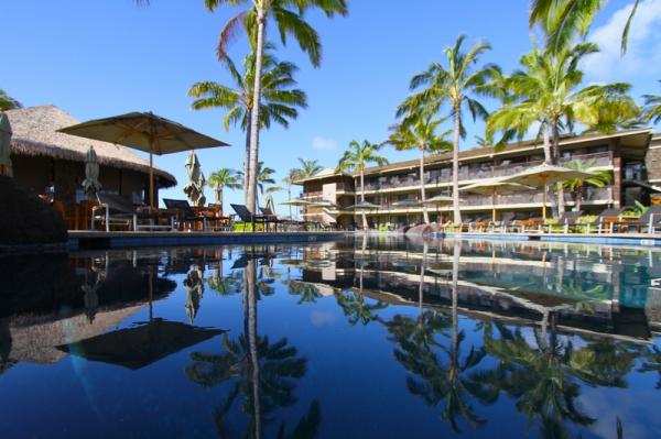 Hitlon Hawaii Island