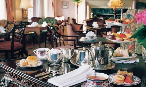 The Fairmont Empress Hotel, Victoria, Canada