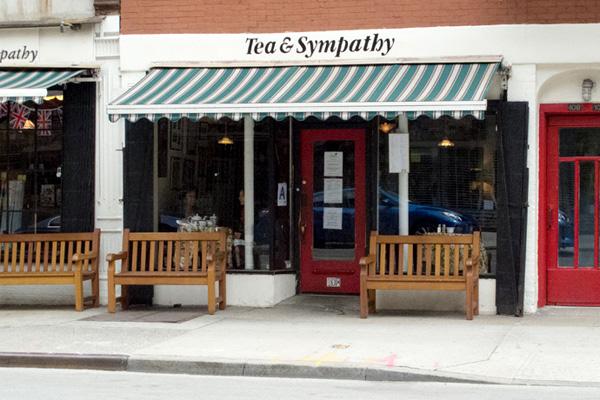 Tea & Sympathy, New York, USA