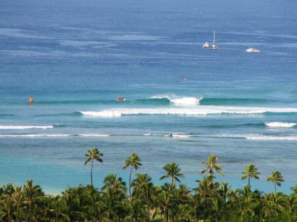 Ala Moana Beach Park, Oahu