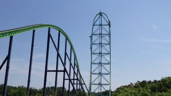 Tallest Roller Coaster