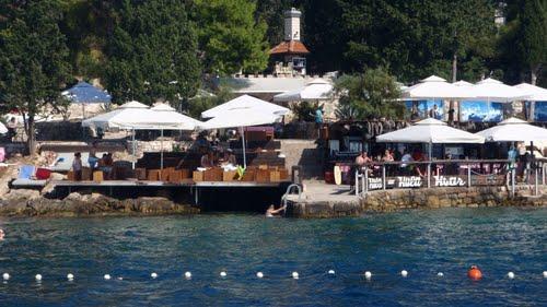 Hula Hula Beach Bar, Hvar, Croatia