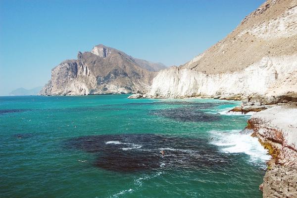Mughsayl Beach, Oman