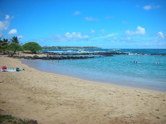 Lydgate Beach Park, Kauai