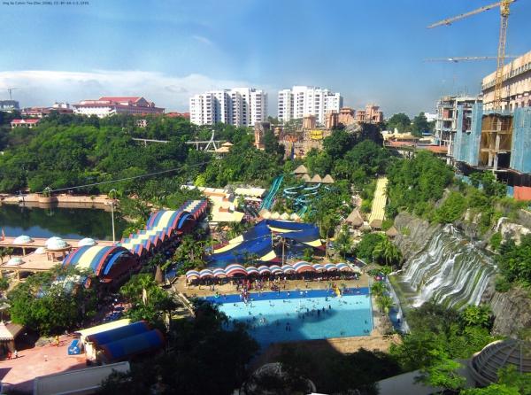 Sunway Lagoon, Petaling Jaya, Malaysia