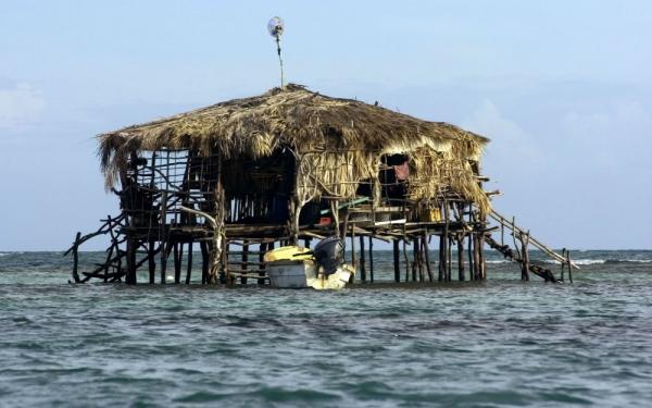 Pelican Bar, Treasure Beach, Jamaica