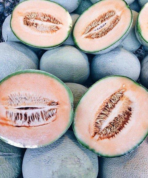 food, produce, melon, plant, fruit,