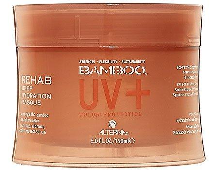 Alterna Bamboo UV+ Color Protection Rehab Deep Hydration Masque