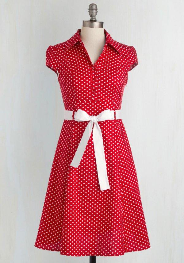 Hepcat Soda Fountain Dress