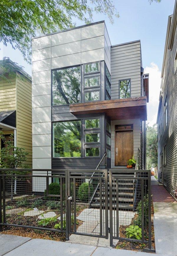 Green Home, Chicago, USA