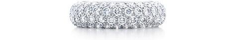 Tiffany Etoile Four-Row Band Ring