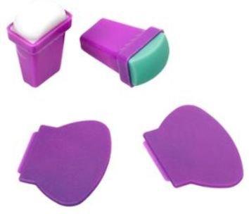 4pc Stamping Tools Set