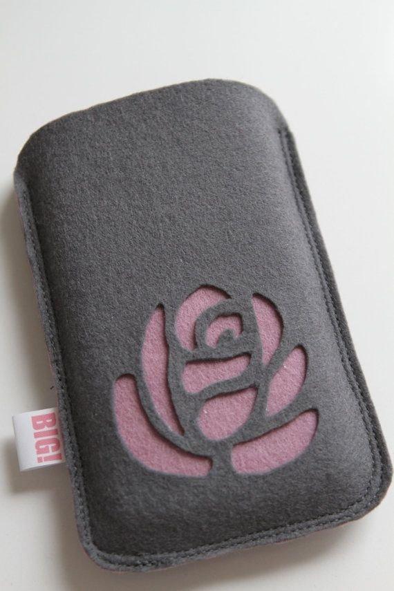 Felt Cell Phone Cover