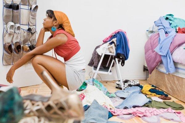 You Throw Away Clothes Every Season