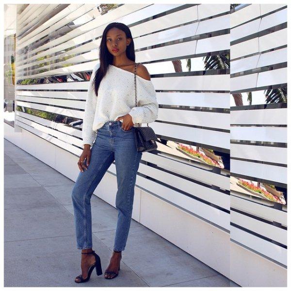 jeans, white, clothing, denim, sleeve,