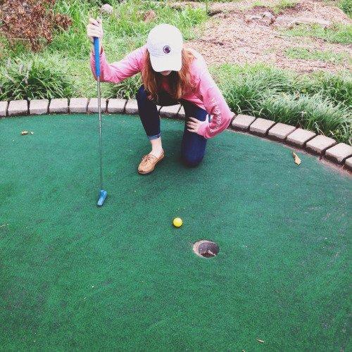 Golf = 60 Minutes