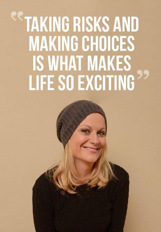 Take Risks & Make Choices