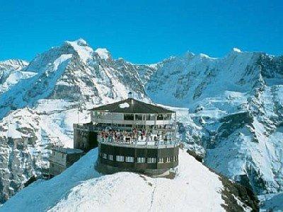 Piz Gloria - Schilthorn, Switzerland