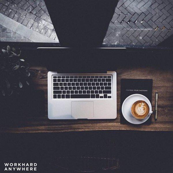 multimedia, brand, design, WORK, HARD,