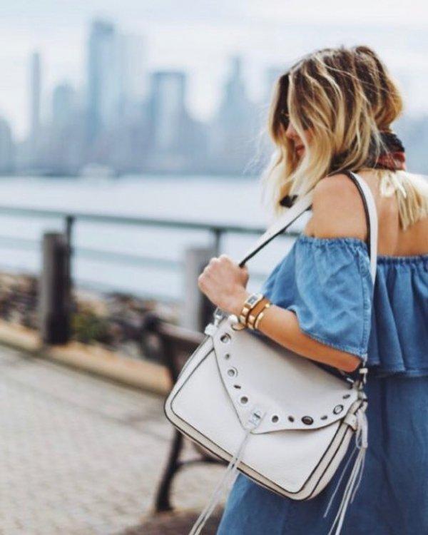blue, bag, handbag, shoulder, fashion accessory,