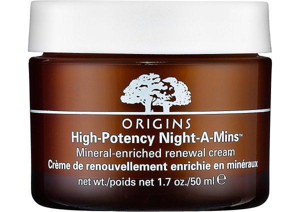 Origins High Potency Night-a-Mins™ Renewal Cream
