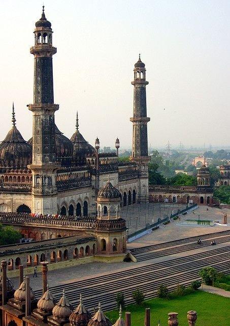 Asfi Mosque, Lucknow