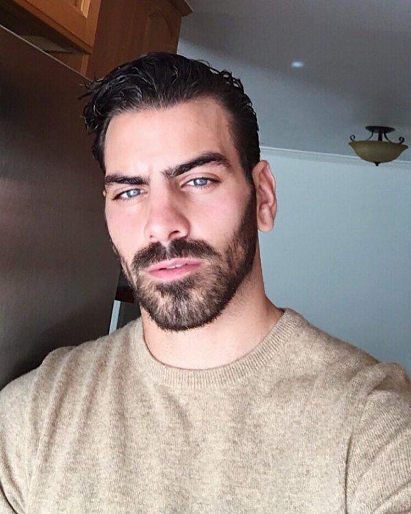 facial hair, hair, beard, man, chin,