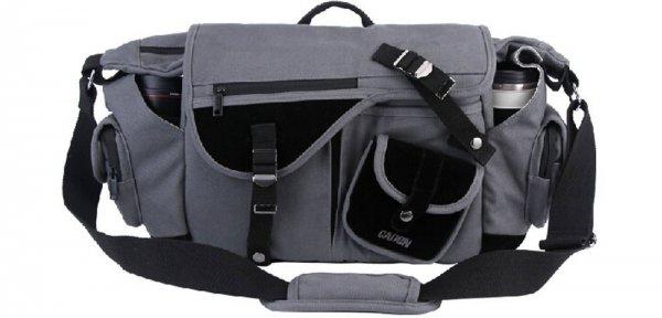 Modovo Canvas Leisure High Capacity Camera Bag