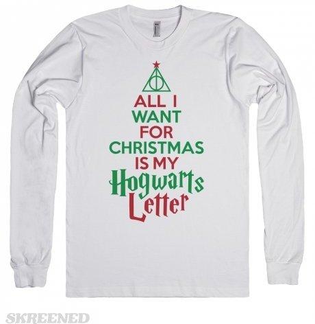 White T-Shirt Funny Harry Potter Shirts