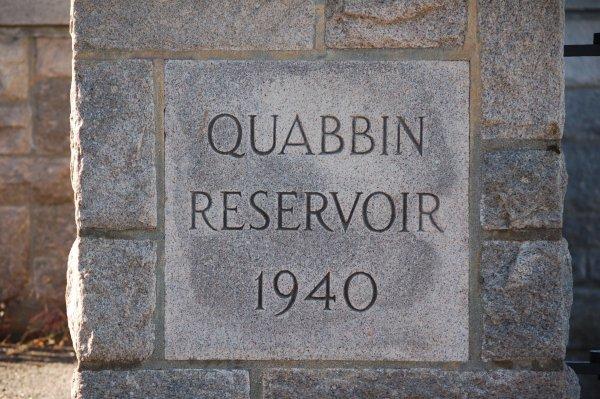 Submerged Towns of the Quabbin Reservoir, Massachusetts