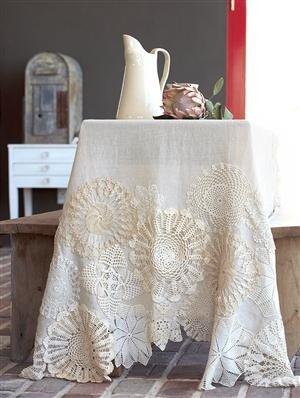 Upgrade a Tablecloth