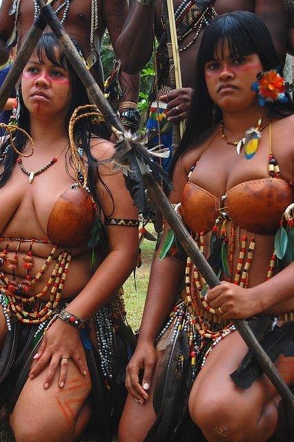 Xerente Tribe, Brazil