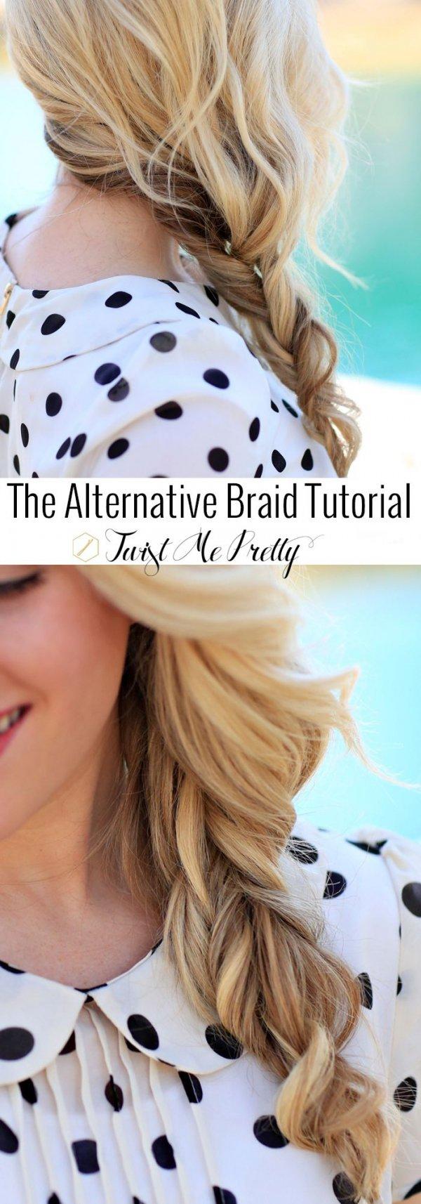Alternative Braid Tutorial