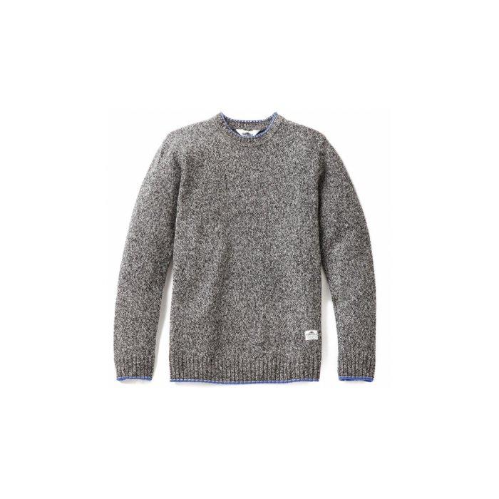 Penfield Gering Melange Crew Neck Sweater