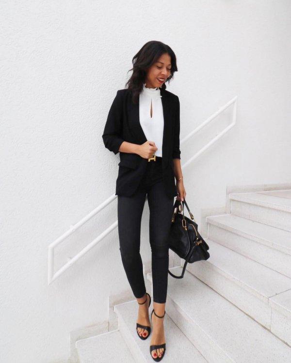 clothing, white, blazer, fashion model, shoulder,