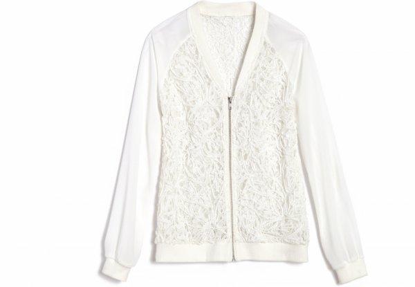 Marshalls White Jacket