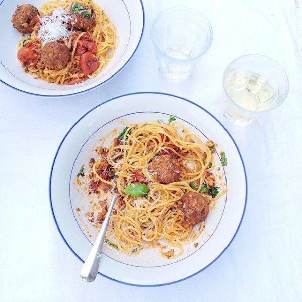 Serve up Meatballs at Mealtime