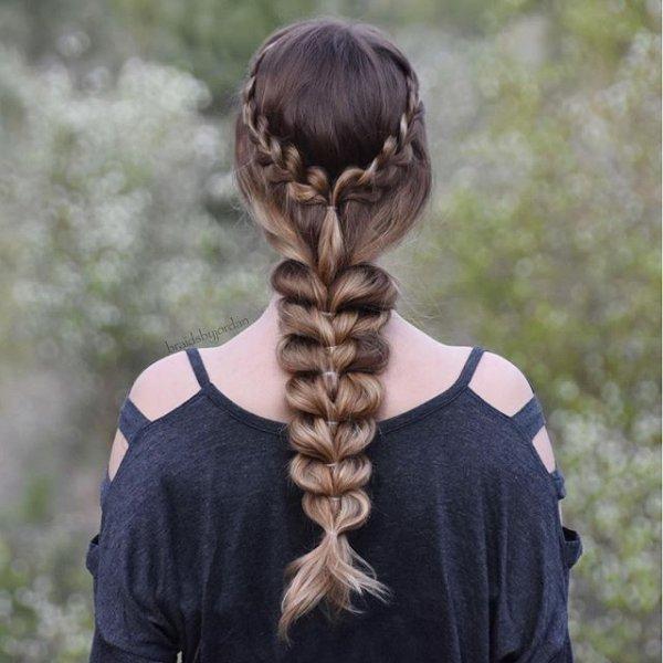 clothing, hair, hairstyle, braid, long hair,