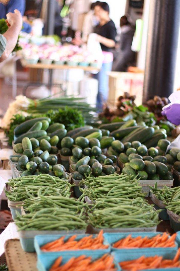 Saint Paul, Minnesota Farmer's Market