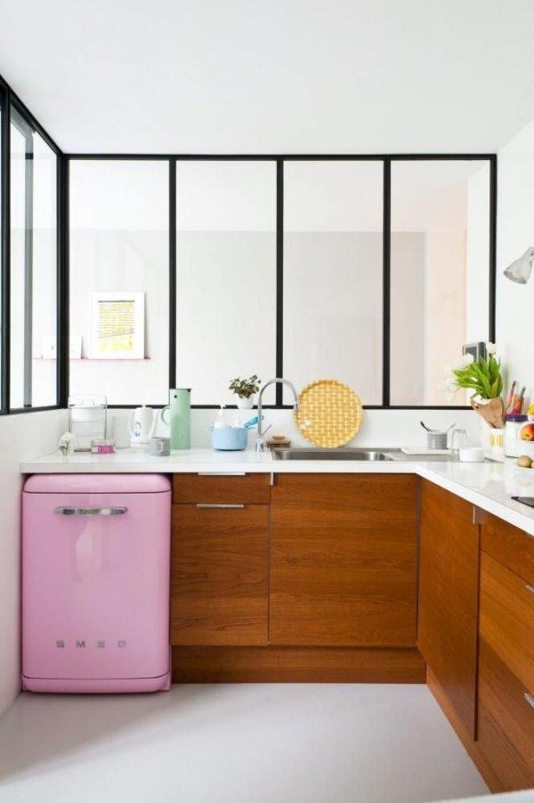 Pink Wood White