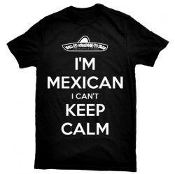 I'm Mexican