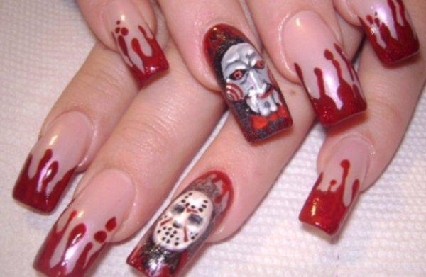 nail,finger,red,nail care,pink,