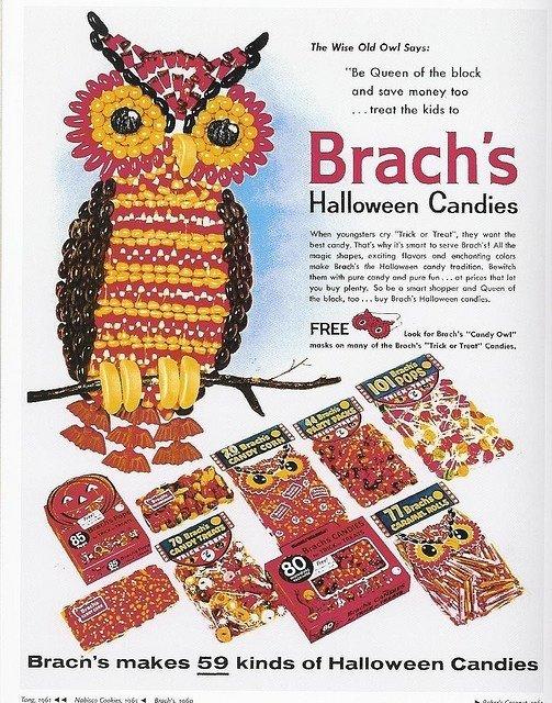 Brach's Halloween Candy