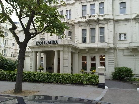Columbia Hotel near Hyde Park