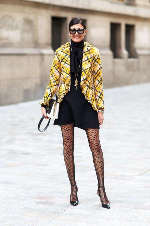 fashion model, yellow, fashion, catwalk, sunglasses,
