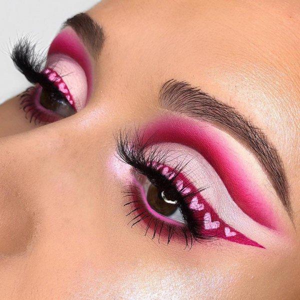 Eyebrow, Eyelash, Eye, Face, Eye shadow,