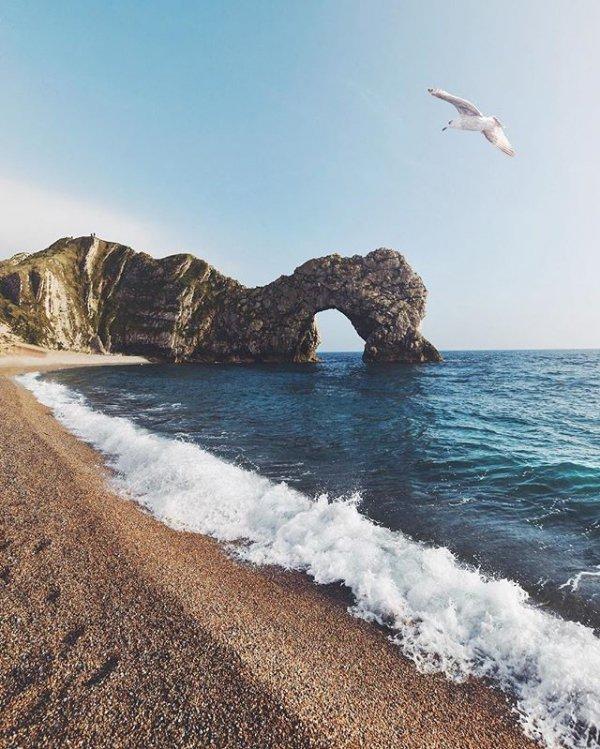 shore, coast, sea, beach, ocean,